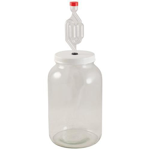 1 Gallon widemouth jug -