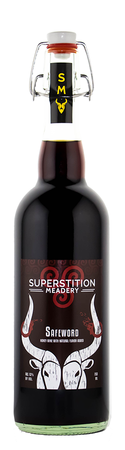 Safeword - Superstition Meadery - 750 ml Bottle