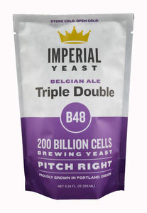 B48 Triple Double Imperial Yeast