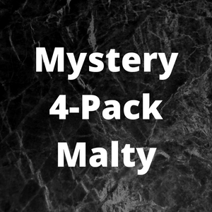 Mystery 4-pack Malty Series 1