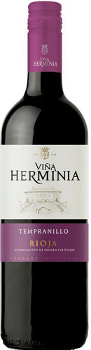 Vina Herminia - Tempranillo 2018 - 750 ml Bottle
