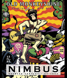 Nimbus Old Monkey Shine - growler fill