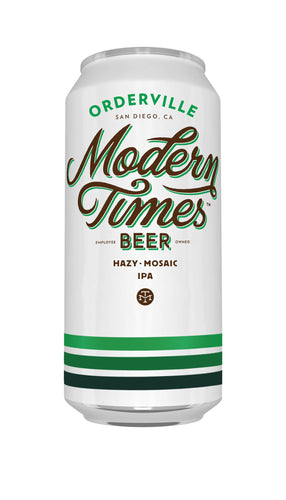 Modern Times - Orderville 16 oz can