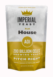 A01 House Imperial Yeast