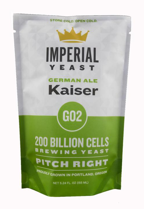 G02 Kaiser Imperial Yeast