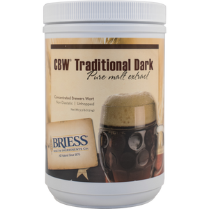 Traditional Dark - 3.3 lb Jar LME