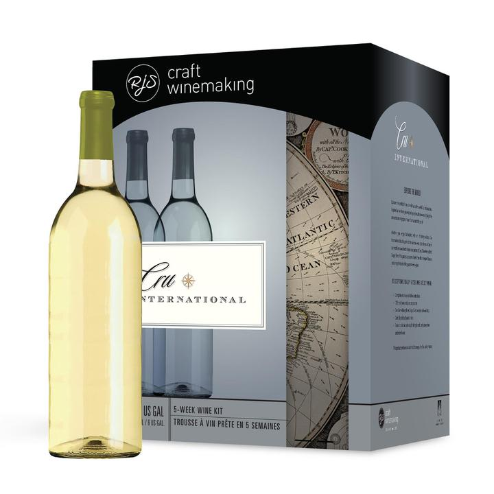 California Chardonnay Wine Kit