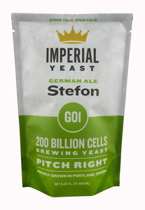 G01 Stefon Imperial Yeast