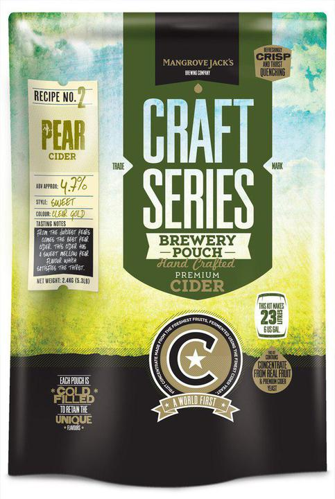 Mangrove Jack Pear Cider Kit - British Series