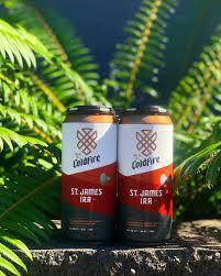 St. James IRA (Imperial Red Ale) - Coldfire Brewing - 16 oz can