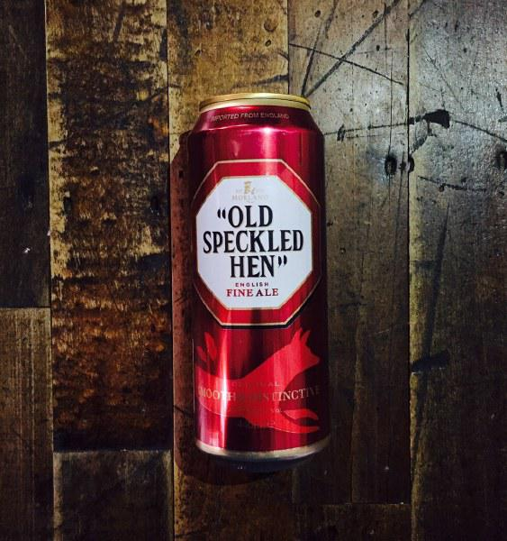 Old Speckled Hen Nitro - 500 ml can