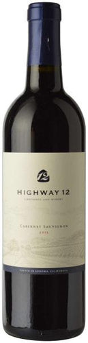 Highway 12 Cabernet 750 ml bottle