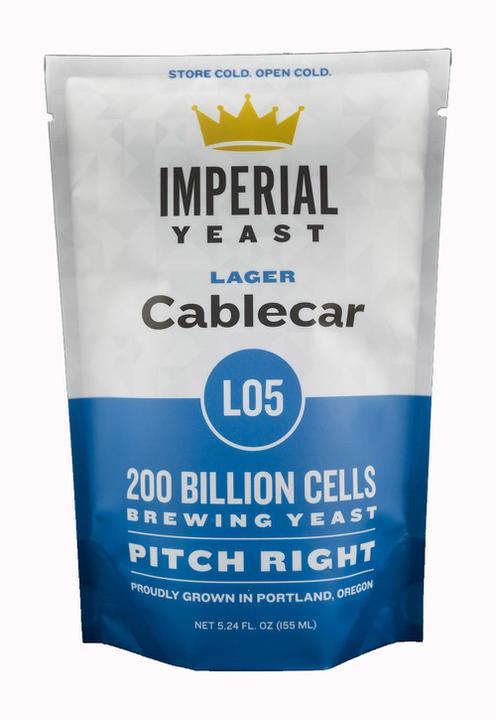 L05 Cablecar Imperial Yeast