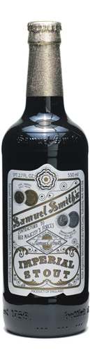 Samuel Smith Imperial Stout - 500 ml Bottle