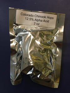 Colorado Chinook Hops - 2 oz