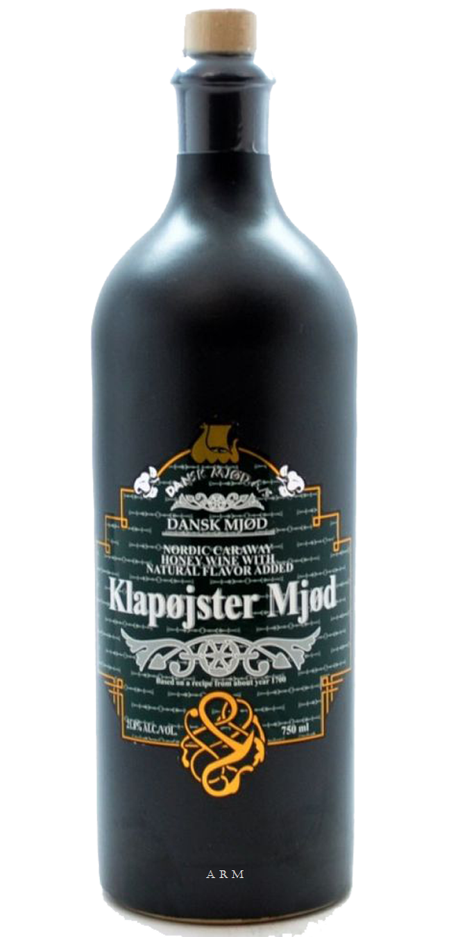 Klapojster Mjod - Dansk Meadery - 750 ml ceramic bottle