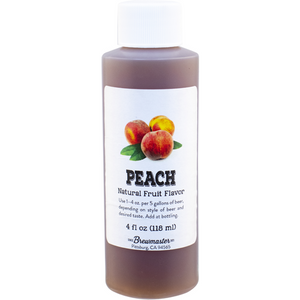 Peach Natural Fruit Flavoring