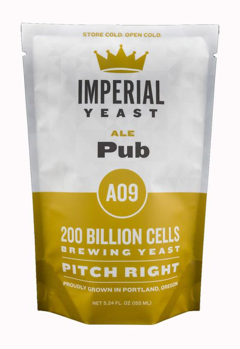 A09 Pub Imperial Yeast