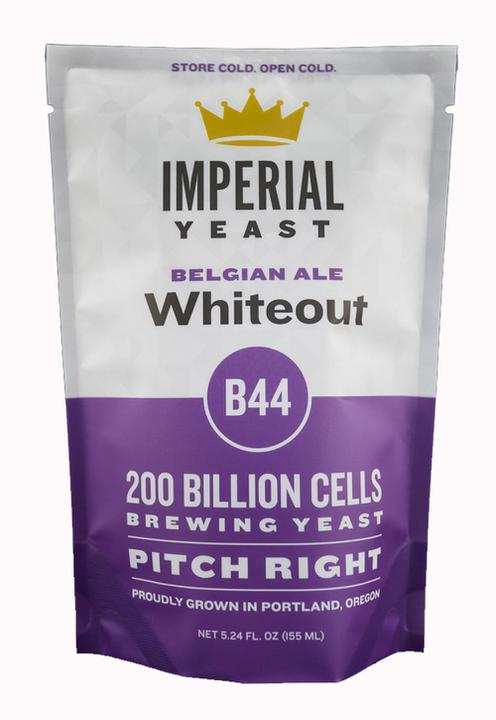 B44 Whiteout Imperial Yeast