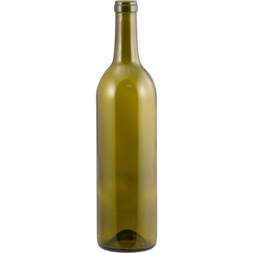 750 mL AG (Brown Green) Claret Bottle - Each