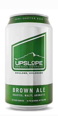 Upslope Brown Ale - 12 oz can