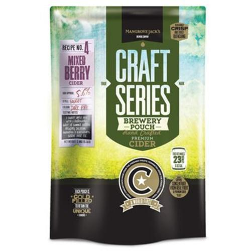 Mangrove Jack Mixed Berry Cider Kit