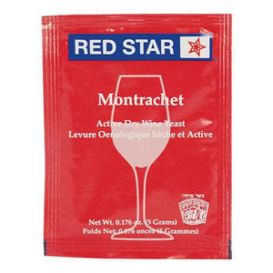 Premiere Classique Red Star Dry Yeast (Formerly known as Montrachet)