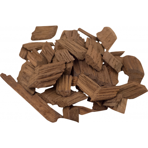 Toasted Oak Chips American - 4 oz Medium Toast