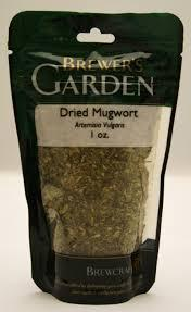 Dried Mugwort - 1 oz