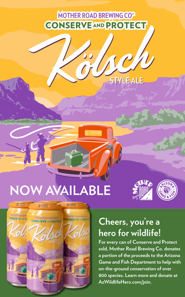 Mother Road Kolsch 16 oz can