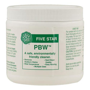Powdered Brewery Wash PBW - 1 lb