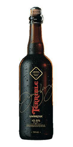Unibroue Terrible - 750 ml