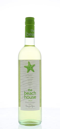 Beach House Pinot Grigio 750 ml bottle