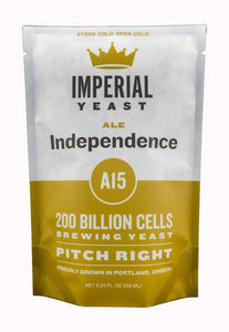 A15 Independence Imperial Yeast