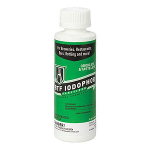 iodophor - 4 oz