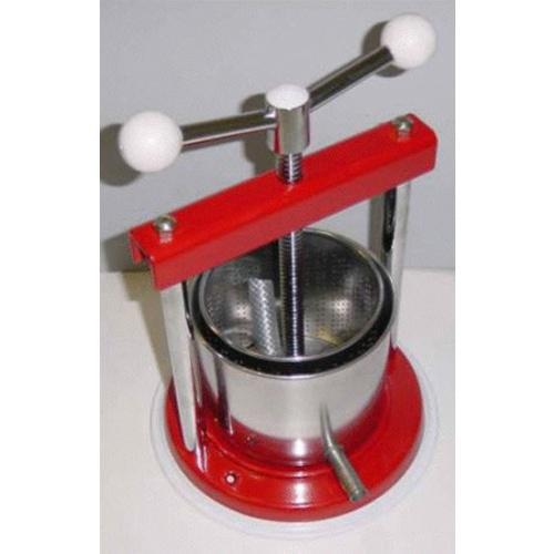 Mini Press Stainless Steel 12cm Basket