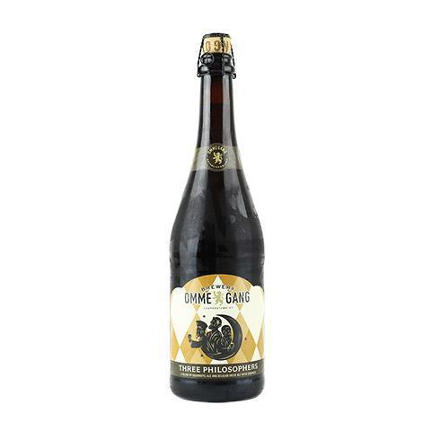 Ommegang Three Philosophers - 750 ml bottle