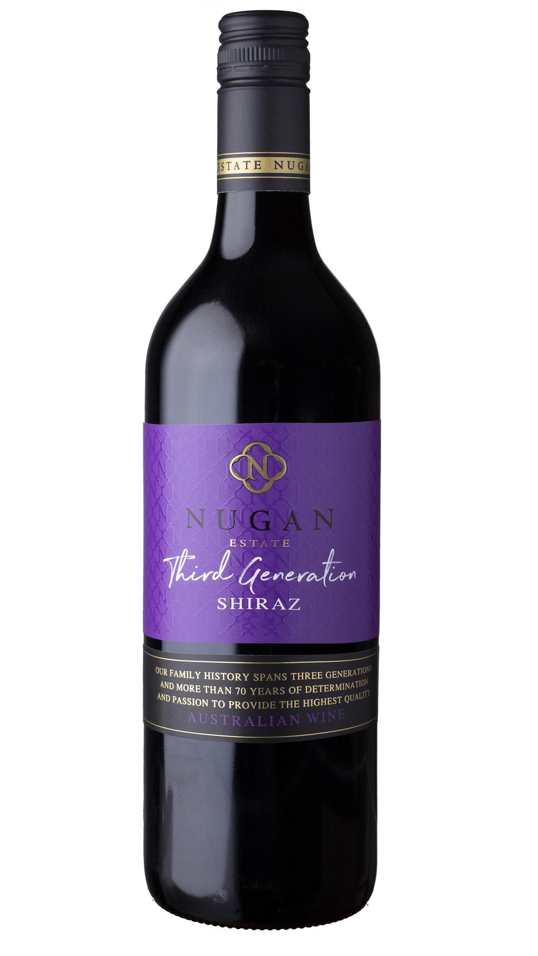 Nugan Family Estates 'Third Generation' Shiraz - 750 ml bottle