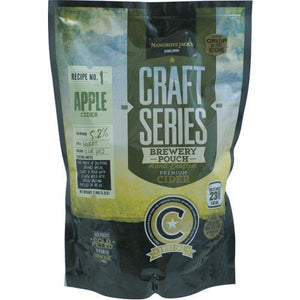 Mangrove Jack Apple Cider Kit - British Series