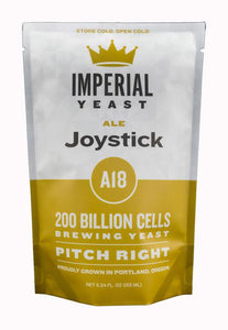 A18 Joystick Imperial Yeast
