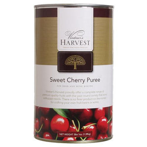 Vintners Harvest Sweet Cherry Puree - 49 oz