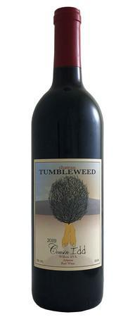 Cousin Idd Red Blend - Chateau Tumbleweed - 750 ml bottle