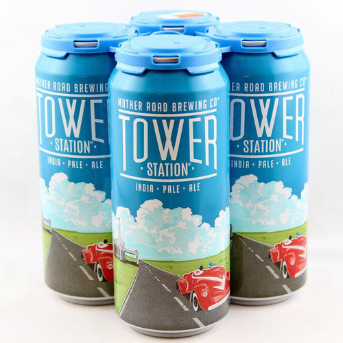 Tower Station 16 oz can