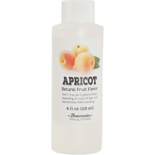 Apricot Natural Fruit Flavoring - 4 oz