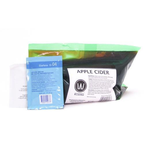 No Boil Apple Cider Kit