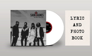 "SOLD OUT - Ltd Ed. Bundle: The Death or Glory Gang EP 12"" White Vinyl + Signed Photo/Lyric Book - Pre-order"