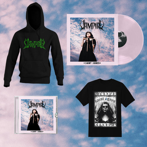 Vampire Large Bundle - Vinyl, CD, T-shirt & Hoodie