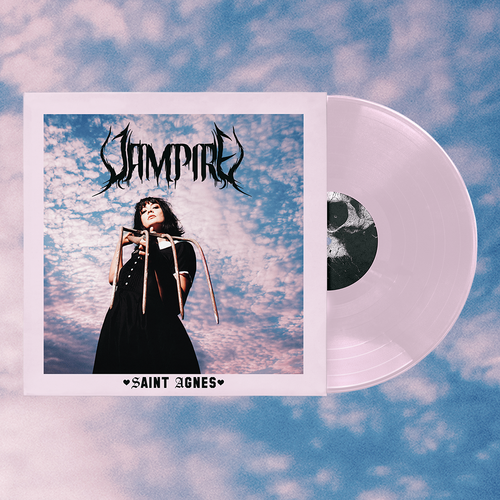 Vampire Mini Album Vinyl - Ltd Edition Pink 12