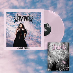 "Signed Ltd Edition 12"" Pink Vampire Vinyl & The Essential Companion Guide (Pre-Order)"