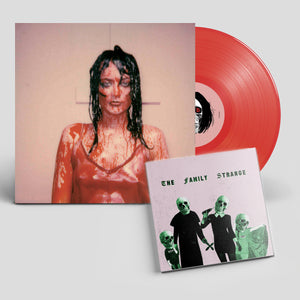 The Family Strange EP - Vinyl & Zine Bundle